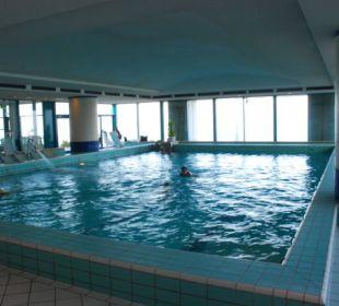 Meerwasser-Schwimmbad Hotel Neptun