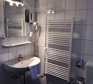 Badezimmer Hotel Rheinlust