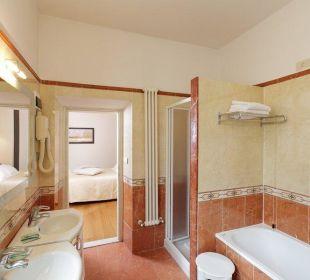 Bathroom  Hotel Cosimo de Medici