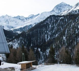 Ausblick Berghotel Marlstein