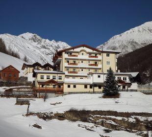 Hotel Schnals Goldenes Kreuz Winter Val Senales Tonzhaus Hotel & Restaurant