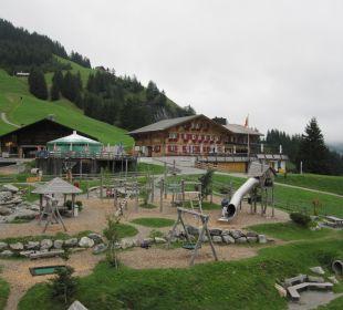 Berghaus Bort und Spielplatz Hotel Berghaus Bort