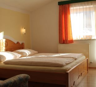 Doppelbettzimmer Hotel Sonne