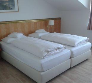Schlafzimmer App. 422 Hotel Villa Granitz