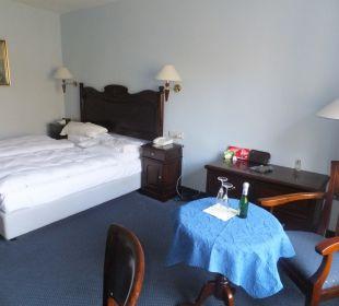 Doppelzimmer Schlosshotel Ralswiek