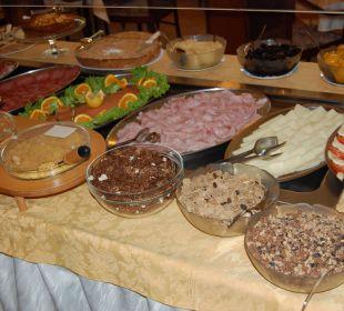 Frühstück Buffet Hotel Leonardo da Vinci