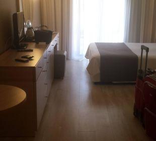Zimmer mit Landblick/seitl. Meerblick lti Grand Hotel Glyfada