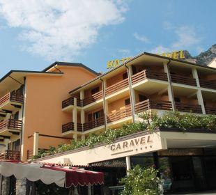 Aussenansicht Hotl Hotel Caravel