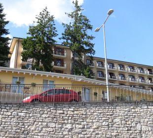 Hotel von unten Hotel Bellavista