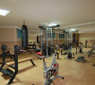 Fitness Hotel Grand Zaman Beach