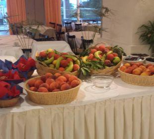 Frühstücksbuffet Hotel Elea Beach