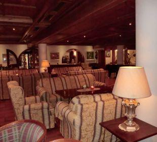 Inneneinrichtung Hotel St. Peter