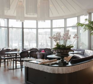 Restaurant Pavillon Hotel Schweizerhof Luzern