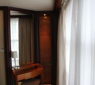 Schreibecke Hotel Grand Hyatt Shanghai