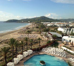 Strand Hard Rock Hotel Ibiza