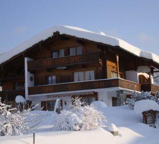 Winter in Reit im Winkl Gästehaus Schwemmbauer