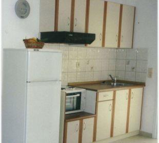 Küche Hotel Spiros Studios
