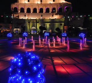 Innenhof Hotel Colosseo Europa-Park