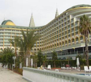 Beim Spaziergang Hotel Delphin Imperial