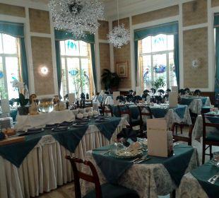 Der wunderschöne Jugendstilspeisesaal Hotel Europa Splendid