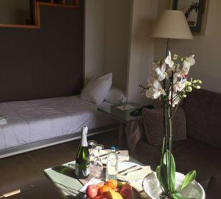 Wohnzimmer Adrián Hoteles Jardines de Nivaria