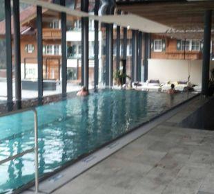 18m Pool 2. OG Alpin Life Resort Lürzerhof