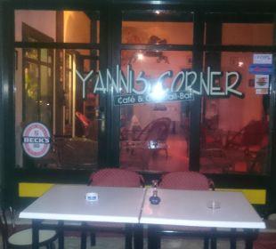 Yannis Corner  Hotel Corfu Pelagos