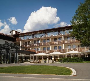 Außenansicht Hotel Lindenwirt