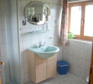 Badezimmer Almgasthof Baumschlagerberg