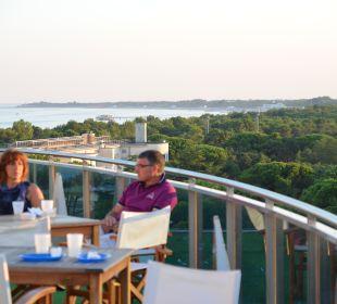 Roof Bar Hotel Cristallo Lignano