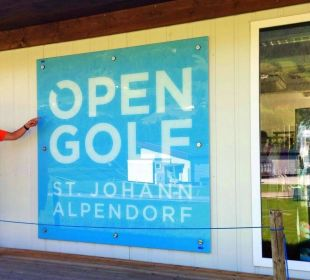 Open Golf Sonnhof Alpendorf