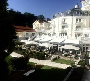 Außenansicht Hotel Travel Charme Strandidyll