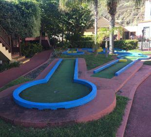 Minigolf Hotel Oasis San Antonio