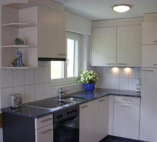 Küche Ferienwohnungen Azur