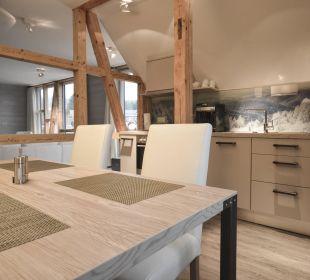 Appartement 14 - Wohnküche Stadt Chalet