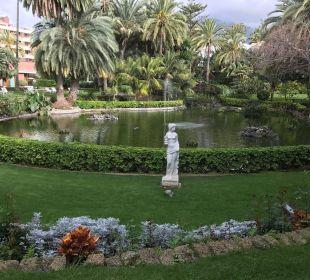 Traumhafte Anlage Hotel Botanico