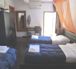 Triple room B&b Globetrotter Catania Hotel Globetrotter