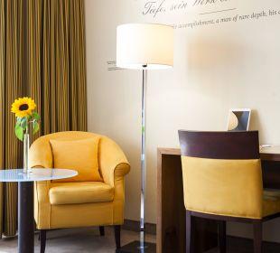 Detail Sitzecke Superiorzimmer Das Capri.Ihr Wiener Hotel