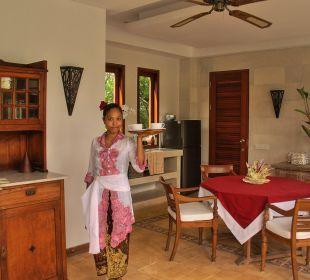Rumah Isah - zum Wohlfühlen Nusa Indah Bungalows & Villa
