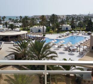 Aus dem zimmer Royal Lido Resort & Spa