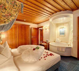 Romantikzimmer 201 Hotel Pulverer