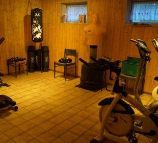 Inklusive Fitnessraum  Haus Mühlentrift