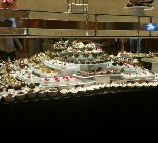 Buffet beim Directors Gala Diner Sensimar Belek Resort & Spa