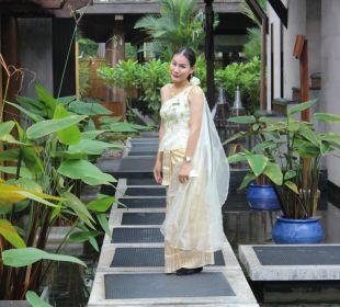 Die gute Seele des Hotels Hotel Mai Samui Beach Resort & Spa