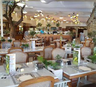 Hübsches, sauberes Restaurant Anthemus Sea Beach Hotel & Spa