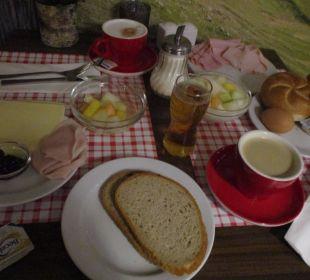 Frühstück an Weihnachten ENZIANA Hotel Vienna