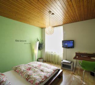 Alea iacta est Hotel Krone Sihlbrugg