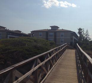 Gartenanlage allsun Hotel Eden Playa