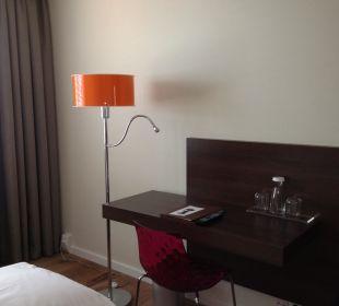 Schreibtisch Hotel Meierhof