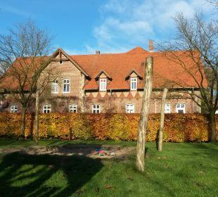 Haupthaus  Familotel Landhaus Averbeck